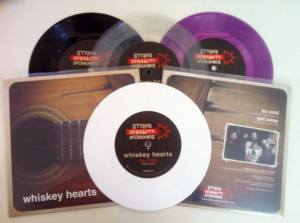 WHISKEY HEARTS RECORD